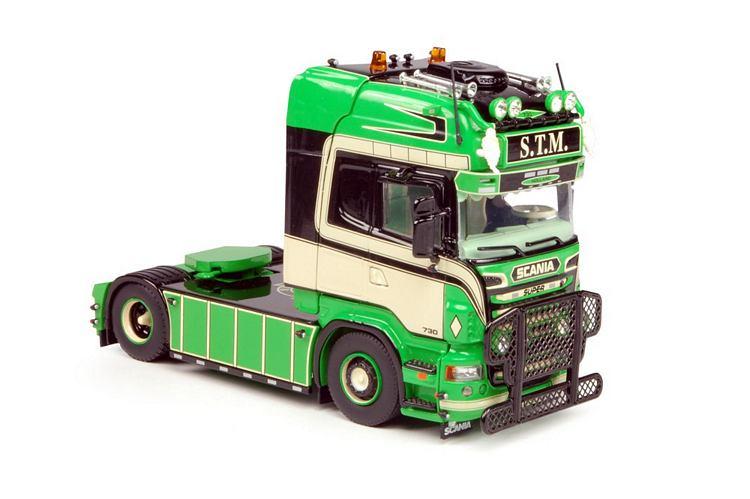 Scania R serie Topline STM