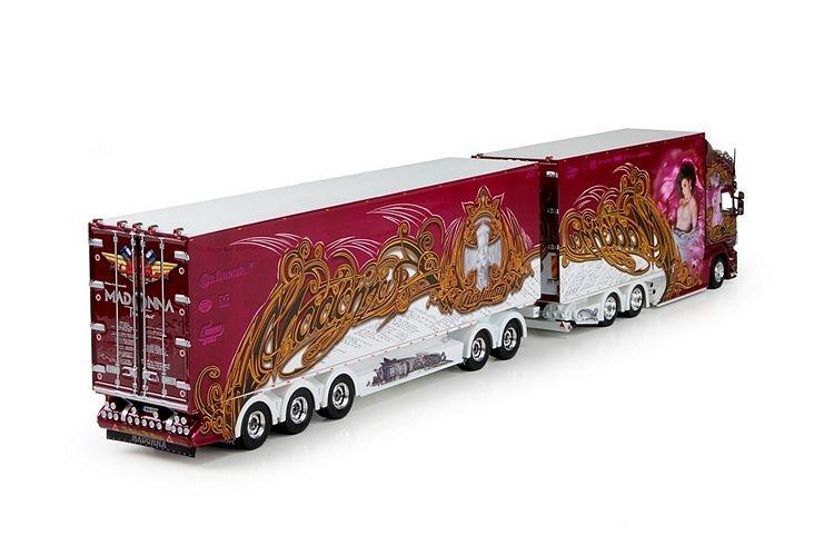 Scania R serie Topline Swedish combi Ristimaa Madonna