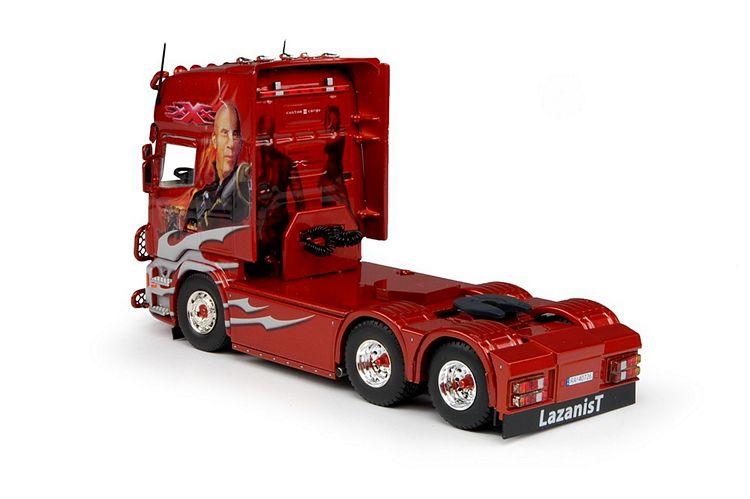 Scania R Serie Topline Telhaug