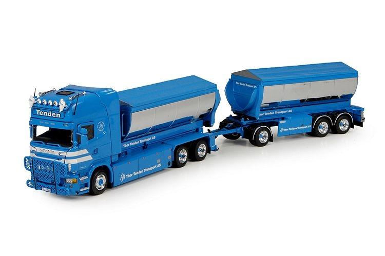 Scania R serie Topline Tenden