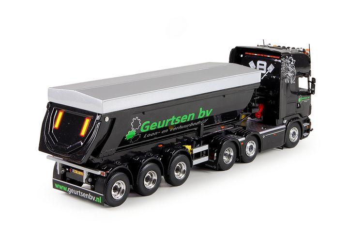 Scania R-serie Topline Tipper Geurtsen