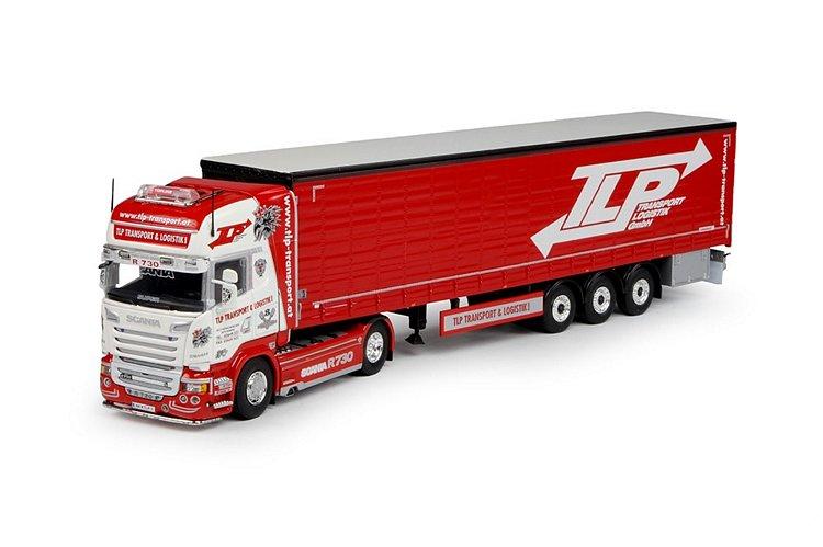 Scania R serie Topline TLP Transport & Logistik