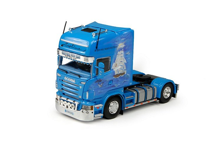 Scania R-serie Topline Traction JP