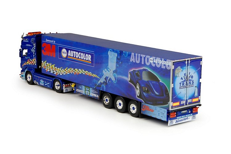 Scania R serie topline Trio Trans 3M