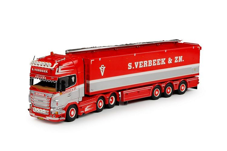 Scania R serie Topline Verbeek S.