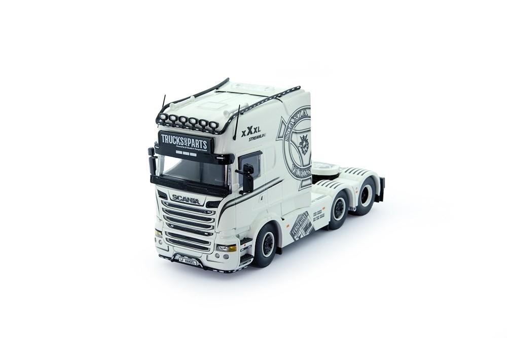 Scania R-Serie Topline XXL 6x2 LF Handel
