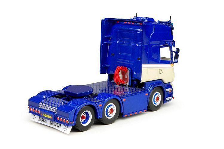 Scania R Serie  Zetten Henk van