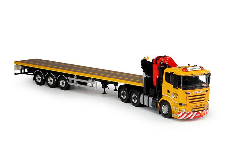 Scania R Streamline   Vismara