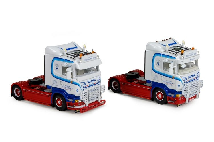 Scania R Streamline 4x2  Set  Bastiaansen