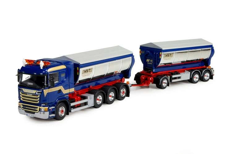 Scania R Streamline Asphaltkipper  Nilssons Hasse