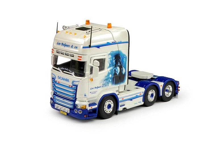 Scania R-Streamline  Beljaars L & Zn Transport