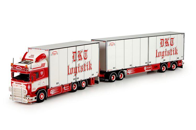 Scania R-Streamline Daniel Karlsson