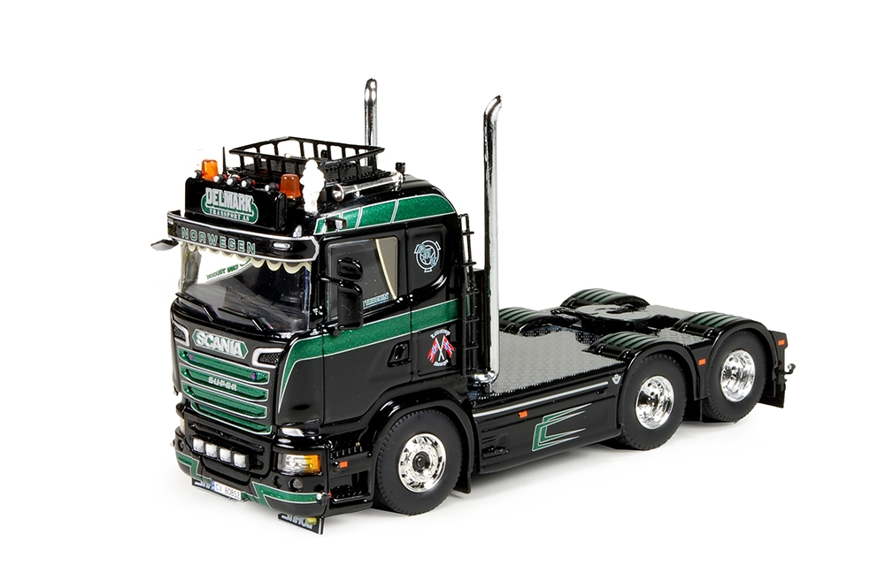 Scania R Streamline Delmark Transport A/S