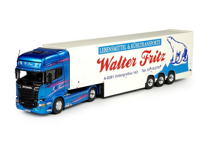 Scania R-Streamline Doppeldeck  Fritz Walter