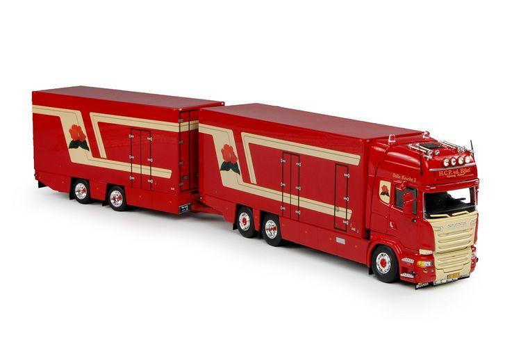 Scania R-Streamline  Eijkel H.C.P. van den