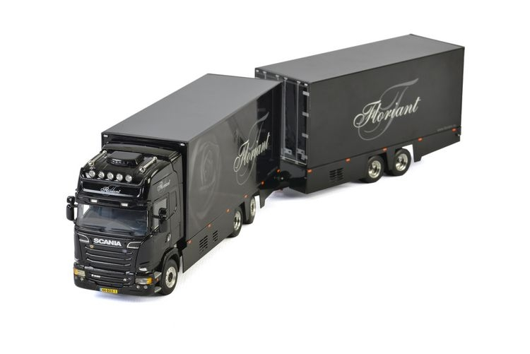 Scania R Streamline Haengerzug Floriant