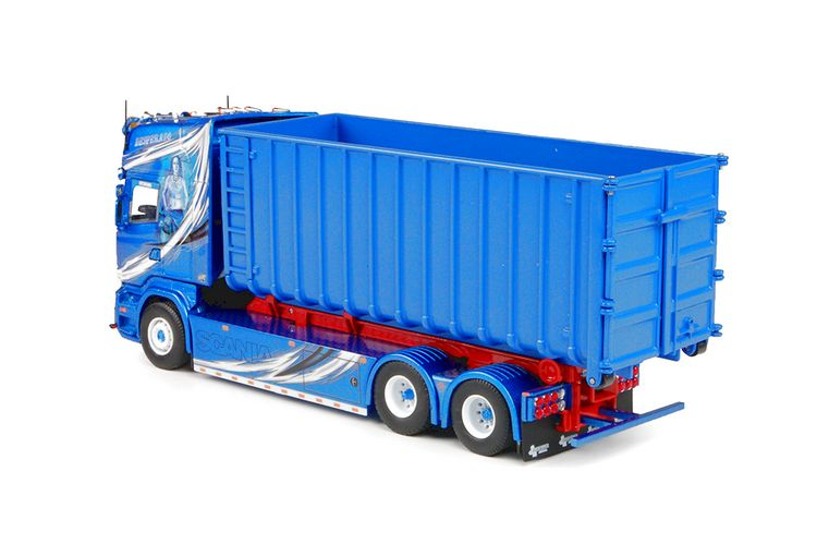 Scania R-Streamline Hakenarm Container Fils Agder