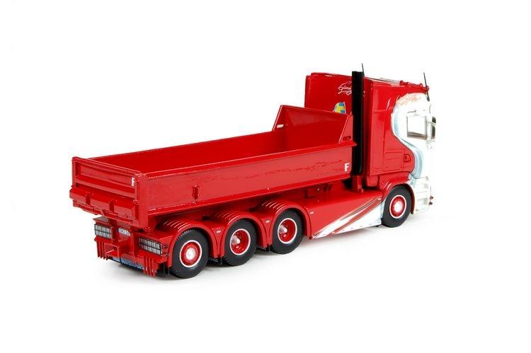 Scania R Streamline Hakenarm Container Johnsson Glen