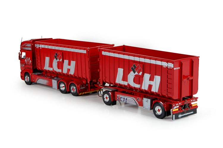 Scania R-Streamline Hakenarm Holzhausen