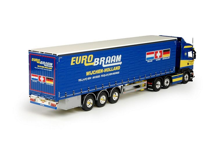 Scania R-Streamline Highline Eurobraam