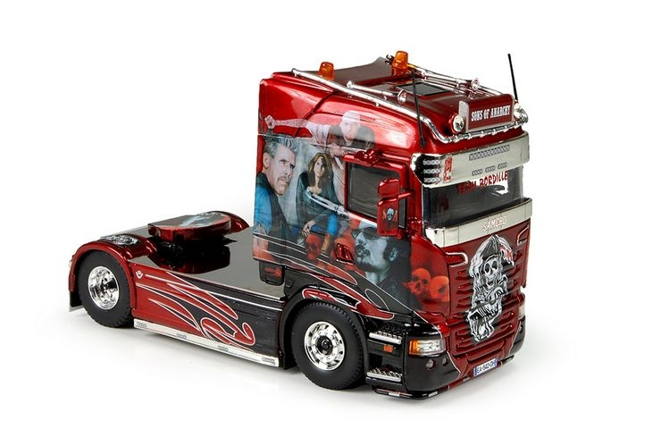 Scania R Streamline Highline Gastaldi