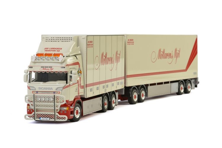 Scania R Streamline Highline Jan Lundgren Transport