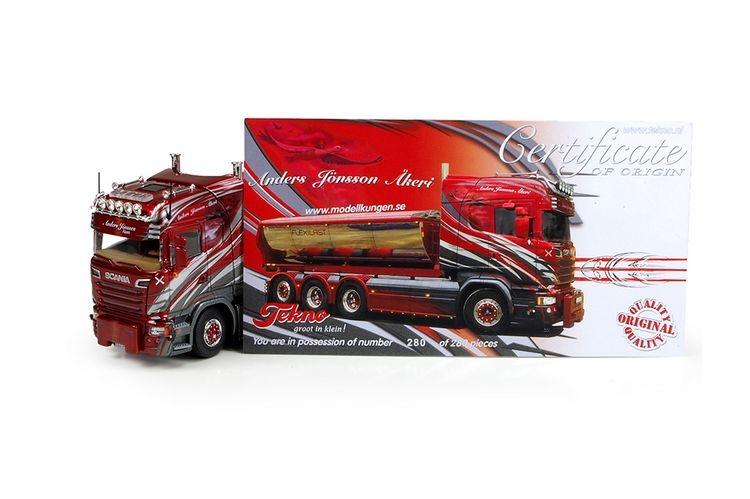 Scania R Streamline Highline Jonsson Anders