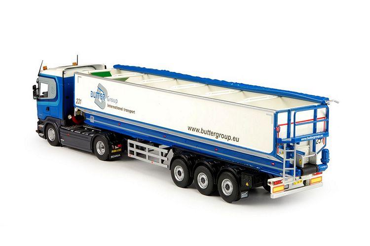 Scania R-Streamline Highline  Kartoffeln-Auf. Butter