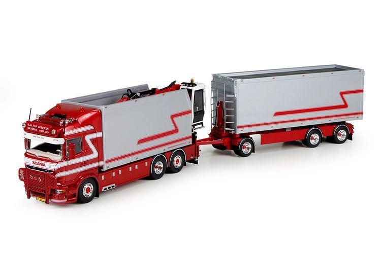 Scania R Streamline Highline  Leeuwen G&J van