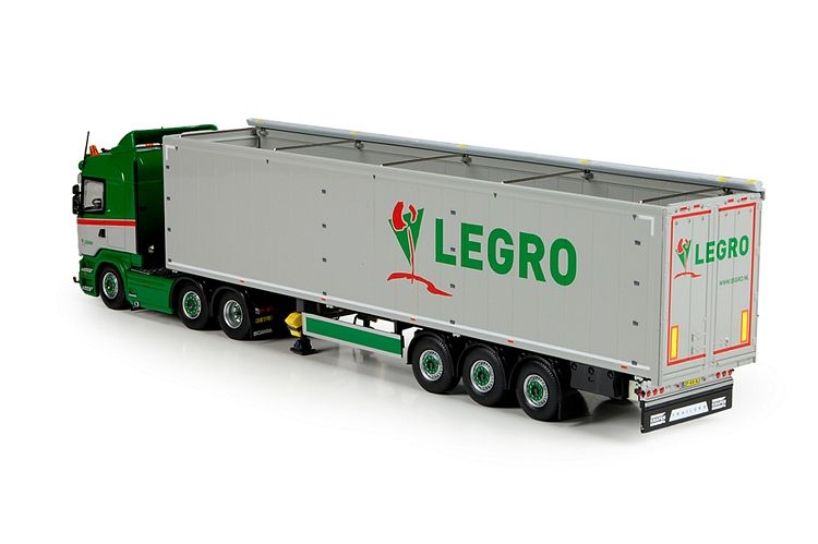 Scania R Streamline Highline  Legro