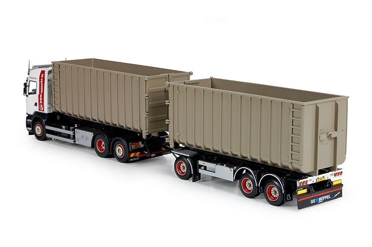 Scania R Streamline Highline NCH system Boonstra