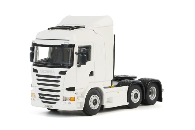 Scania R Streamline Highline White Line