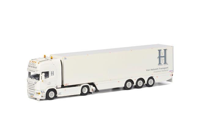 Scania R Streamline Kühlauflieger Helvoirt
