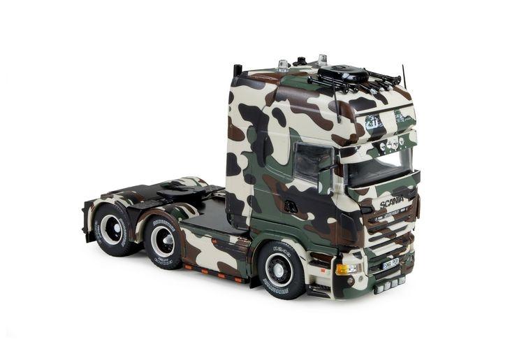 Scania R Streamline KJJ Sniper truck
