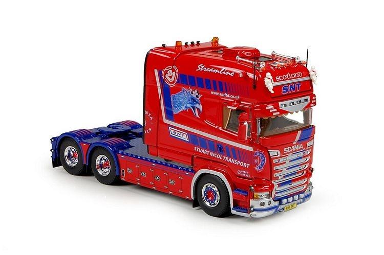 Scania R Streamline Longline Nicol Stuart