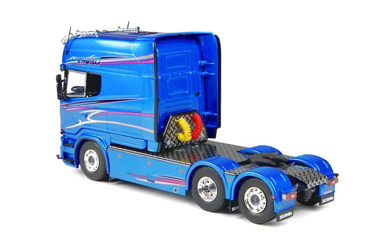 Scania R Streamline Longline T.B.P.