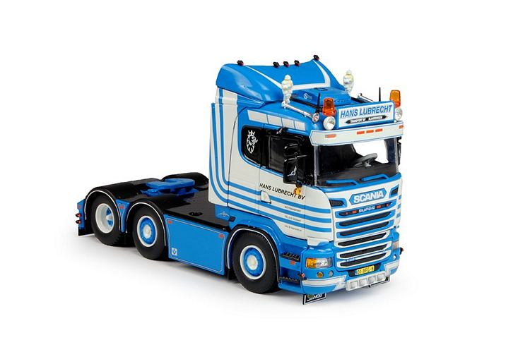 Scania R Streamline Lowline Lubrecht Hans