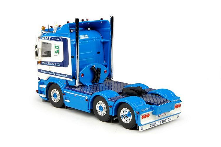 Scania R Streamline Lowline Mussche & Zn