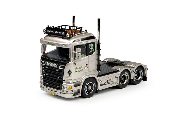 Scania R-Streamline Lowline Rontroft Transport