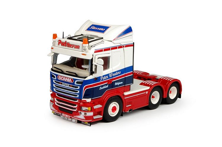 Scania R-Streamline Lowline Wouters Peter