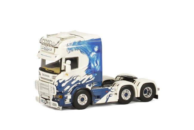 Scania R Streamline Marco Gemünd Trucking