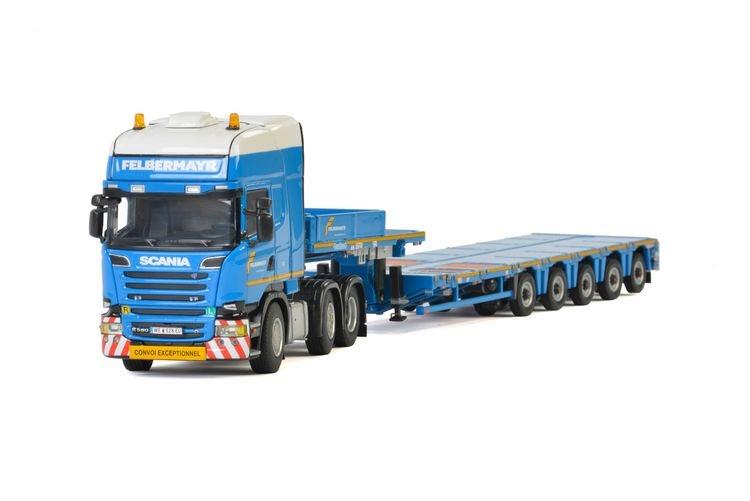 Scania R Streamline Nooteboom Felbermayr