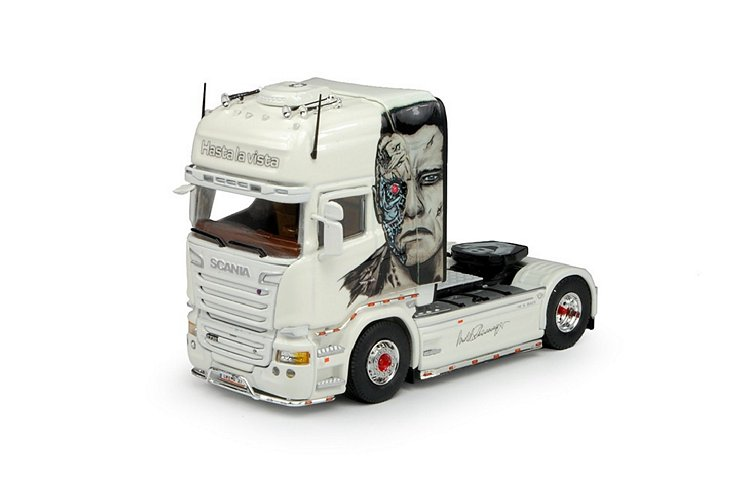 Scania R-Streamline Obruly Arnold Schwarzenegger