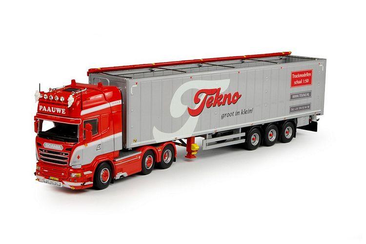 Scania R-Streamline  Paauwe, Johan
