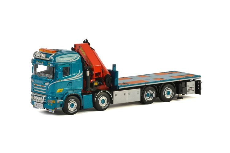 Scania R Streamline  Palfinger 150002 BA Perssons Kranbilar