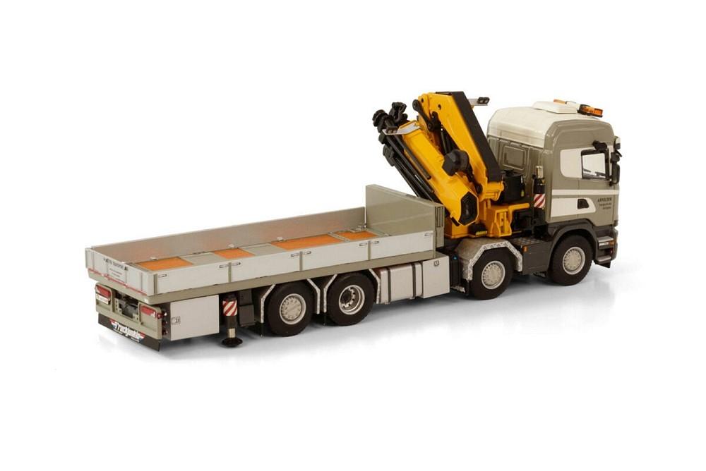 Scania R Streamline Riged Fsssi 1100  JIB   Affolter