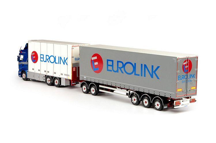 Scania R-Streamline Schwedisch Kombi Eurolink
