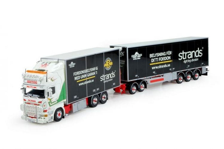 Scania R Streamline  Schwedisch Kombination Hedstroms