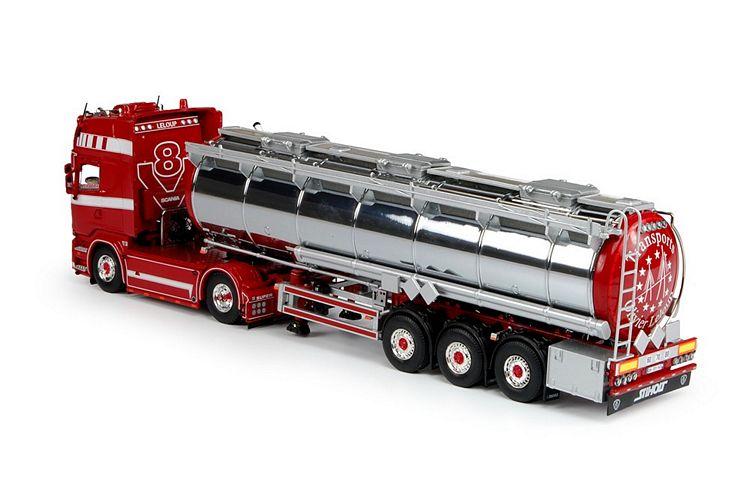 Scania R-Streamline Tankauflieger Leloup