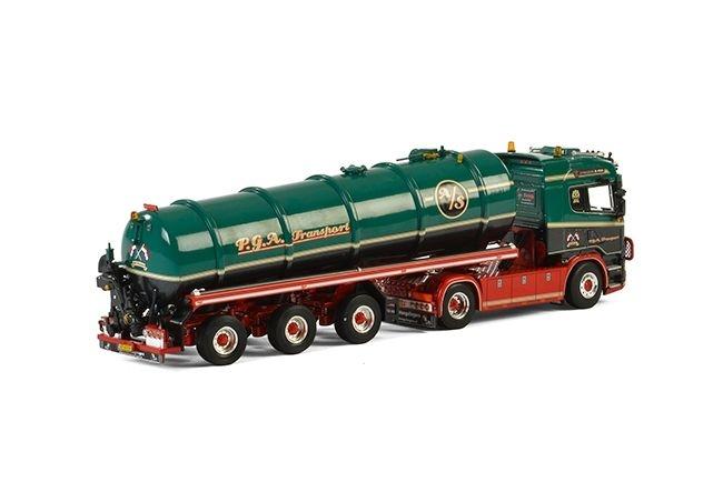 Scania R Streamline Tankauflieger  P.G.A. Transport
